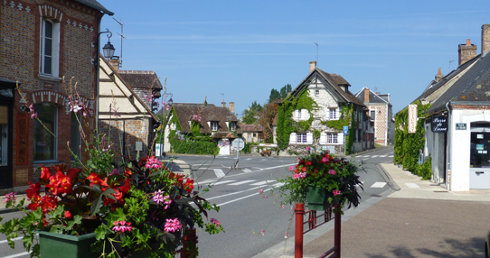 Embellissement du village