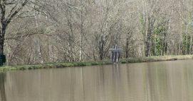 A l'étang de la Chaux…
