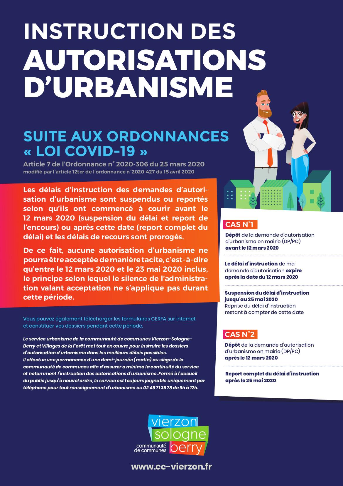 URBANISME - CCVSB